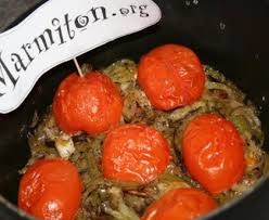 cuisiner une ratatouille ratatouille confite recette de ratatouille confite marmiton