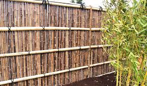 Bamboo Fencing Rolls Home Depot by Pergola Amazing Backyard Scapes Reed Fencing Pack Bin Rolled