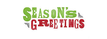 season s greetings and green text cover picture