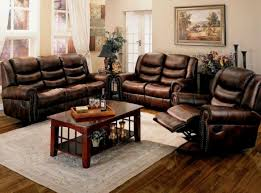 rustic living room furniture ideas with brown leather sofa rustic living room furniture ideas in various of design home design