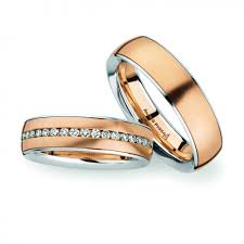 Rose Gold Wedding Ring Sets by Super Wow New Wedding Rings Platinum Gold Wedding Ring Sets