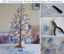 diy tree snowflake ornaments i diy