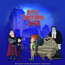 hotel transylvania dash kavaleer productions