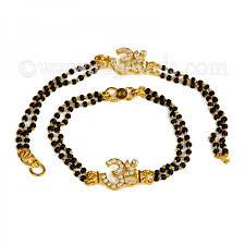 beaded bracelet girl images Om black beads bracelets baby bracelet om and beads jpg