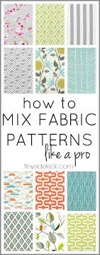 home decor patterns how to mix fabric patterns like a pro