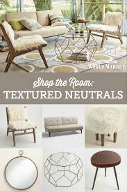 Cost Plus Outdoor Furniture 113 Best Family U0026 Living Room Home Decor Images On Pinterest