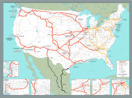 Ft Worth Map Ship With Bnsf U2013 Maps U0026 Shipping Locations Rail Network Maps Bnsf