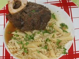 cuisiner un jarret de boeuf recettes de jarret de boeuf 2