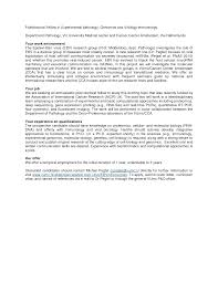 Biology Resume Inspiring Idea Postdoc Cover Letter 2 Sample Biology Cv Resume Ideas