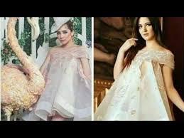 wedding dress nagita slavina nagita nia ramadhani pakai gaun kembar netter kalau ayu pasti