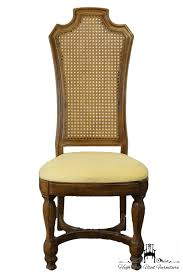 thomasville cane back dining room chairs thomasville manhattan
