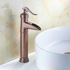 Copper Bathroom Faucet by Rustic Bathroom Faucet Ebay