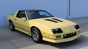 1986 chevrolet camaro iroc z28 s11 chicago 2014