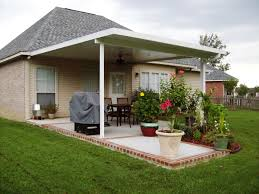Home Outdoor Decorating Ideas Exteriors Outdoor Patio Roof Ideas With Outdoor Decoration For