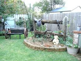 Backyard Fence Decorating Ideas Wood Fence Decorations Bothrametals