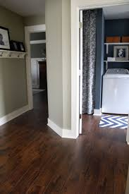 Laminate Flooring Over Concrete Basement Best 25 Dark Laminate Floors Ideas On Pinterest Flooring Ideas