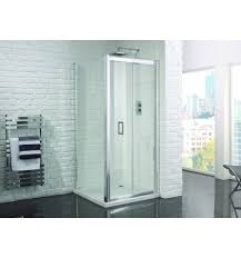 Frameless Bifold Shower Door Aquadart Venturi 6 Frameless Bifold Shower Door 800 Mm From 150 90
