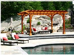 Pool Pergola Designs by Pergoladiy Pool And Spa Pergola Ideas