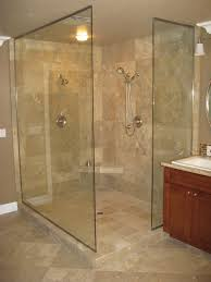 3 Panel Shower Door Glass Frameless Glass Panels Shower Doors In Portland Or Esp