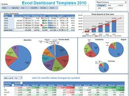 Cool Excel Templates Best 25 Excel Dashboard Templates Ideas On Dashboard