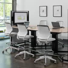 Adjustable Drafting Chair Chair Steelcase Cobi Height Adjustable Drafting Stool Design