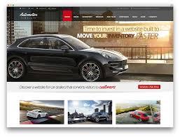 best car dealer wordpress themes for automotive websites 2017