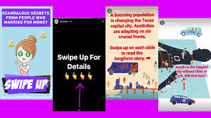how to add a link to your instagram story drive website traffic