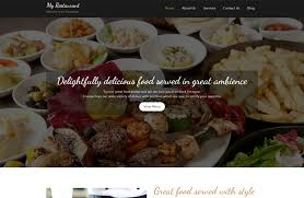 cuisine a composer best visual composer restaurants theme for 2018