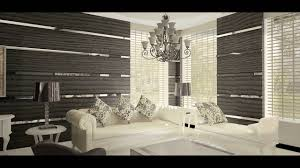 popular zebra window blinds living room design ideas youtube