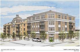 The Lot Dallas by Fayetteville To Consider Partial Development Of West Avenue