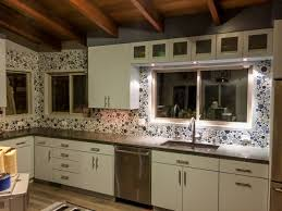 circle tile kitchen backsplash u2013 keeping it random