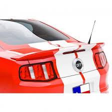 2010 mustang spoiler 2010 ford mustang spoilers custom factory lip wing spoilers