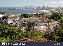 Colonial American Homes by South America Brazil Bahia Northeast Pernambuco Olinda