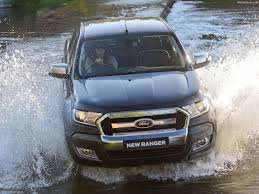 Ford Ranger Design Ford Ranger 2016 Pictures Information U0026 Specs