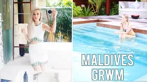maldives paradise inthefrow by 2016 04 18 grwm in the loversiq