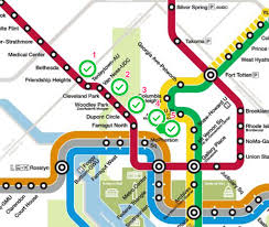 Washington Dc Attractions Map Wine In The City Washington D C U2014 Wine Tourist Magazine