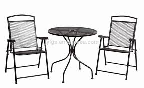 Metal Garden Chairs And Table Metal Mesh Patio Furniture And Popular Sunvilla Verona Steel Stack
