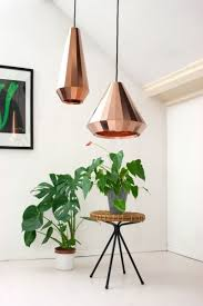 Copper Light Pendants Umbra Shift Lights Pendant Lighting And Interiors