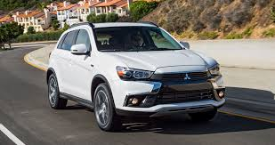 mitsubishi outlander 2016 white 2016 mitsubishi outlander sport official debut shows new nose