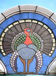 hans van lemmen historical tiles art nouveau tiles