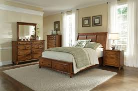 Oak Sleigh Bed Hayden Place Sleigh Bed Bedroom Set Golden Oak Finish By Broyhill