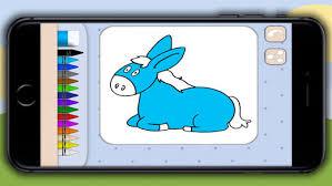 color farm animals coloring book premium app store
