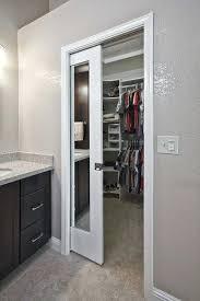 Bathroom Closet Door Walk In Closet Door Ideas Bathroom Closet Door Ideas Bedroom