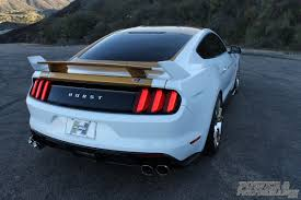 hurst mustang the secret letter is r power performance