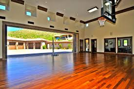 Best  Indoor Basketball Ideas On Pinterest Luxury Homes - Home basketball court design