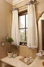 Curtains For Bathroom Windows by Bathroom Curtain Tips And How To Make The Choice For The Window