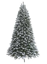 12 foot king flock quick shape artificial christmas tree with 1700
