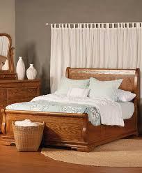 chippewa sleigh bed amish direct furniture chippewa sleigh amish bed adf