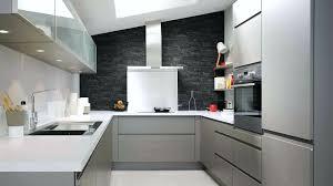 meuble cuisine inox meuble cuisine inox génial cuisine noir laque cuisine plte obi