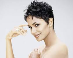 back view of short haircuts for women over 60 very short hairstyles for women over medium hair styles ideas 34445
